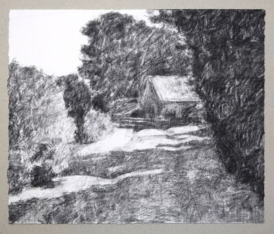 Keith Wilson, 'Light Falling,  Drawing 3', 2017