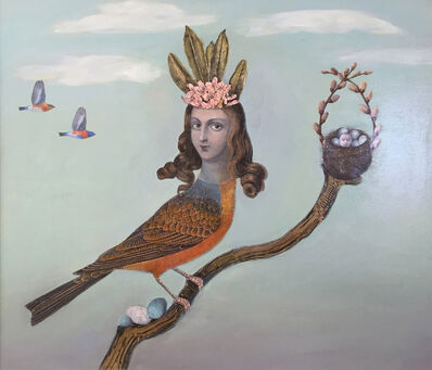 Suzanne Sbarge, 'Nest II', 2016