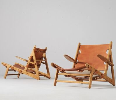 Börge Mogensen, 'Hunting chairs', ca. 1950