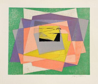 Jacques Villon, 'Papiers', 1962