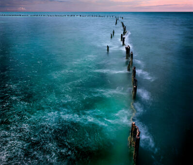 David Magee, 'Higgs Pier, Key West, Forida', 2014