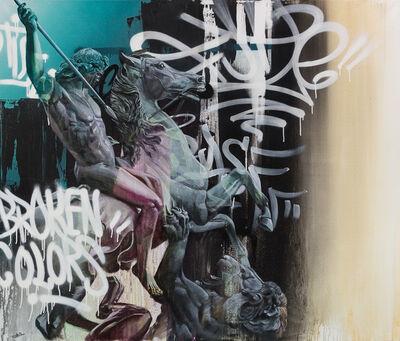 PichiAvo, 'Broken Colors', 2018