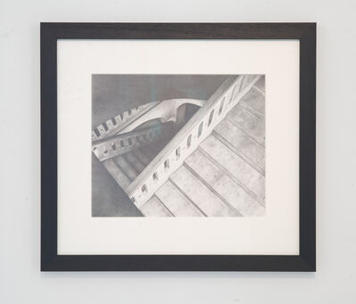Johan Zetterquist, 'Death Stairs (Ebracher Hof)', 2011