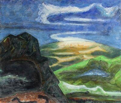 Gregory Amenoff, 'Ochre Knoll', 2005