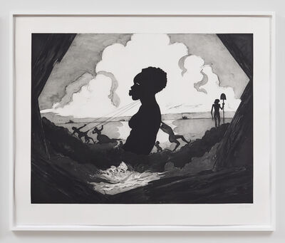 Kara Walker, 'Resurrection Story Without Patrons', 2017