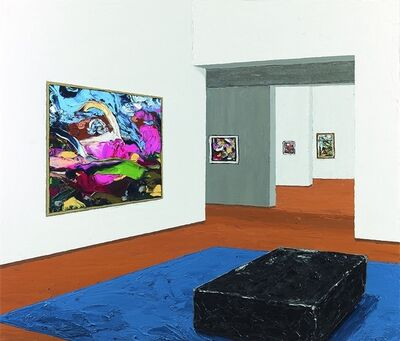 Achilleas Christides, '(SP) At the museum II', 2012