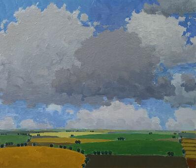 John Karl Claes, 'Spring Floats'