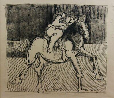 Geoffrey Key, 'Night Rider', 1968