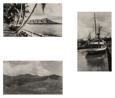 Unknown Artist, 'An album of approximately 60 photographs of Hawaii from the 1940s'