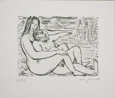 A.R. Penck, 'Liebhaber  Träume', 1993