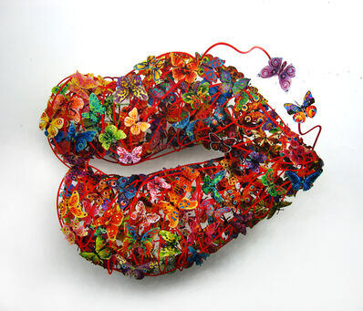 David Gerstein, 'BURNING LIPS烈焰紅唇', 2010