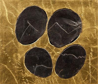 Nobuo Sekine, 'G10-215 4 Circles', 1991