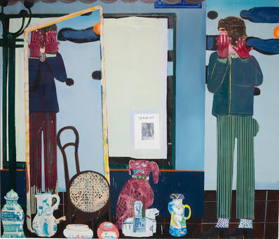 Pieter Jennes, 'Lost and found', 2020