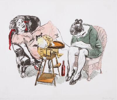 """Paula Rego, '""""Feeding Time""""', 2007"""