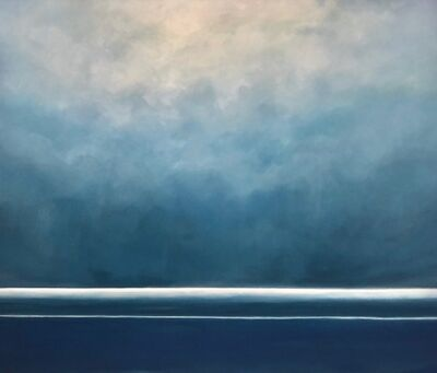 Janet Jennings, 'Blue Bay Light', 2021