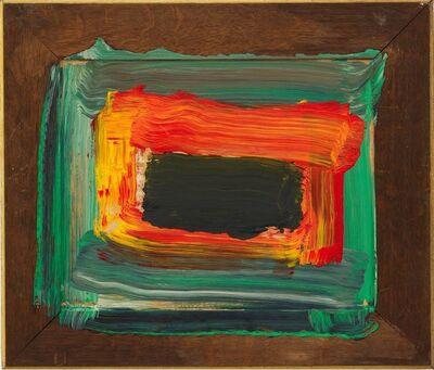 Howard Hodgkin, 'Night', 2011-2012