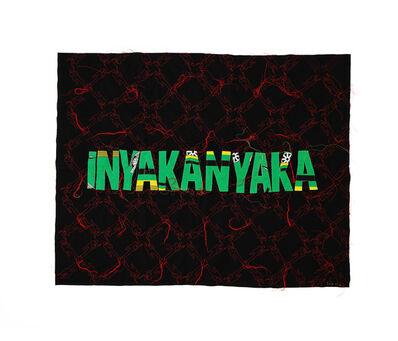 Lawrence Lemaoana, 'Inyakanyaka', 2017