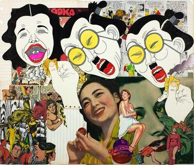 Keiichi Tanaami, 'Collage Book7_34 (1969-1975)', 1973