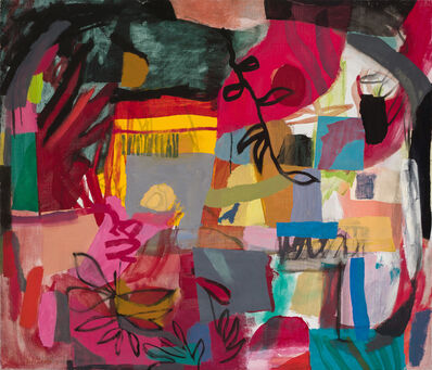 Bill Scott, 'Always Night and Day', 2014