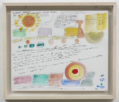 Michael Smith (American, b. 1951), 'Portal Notes', 2005