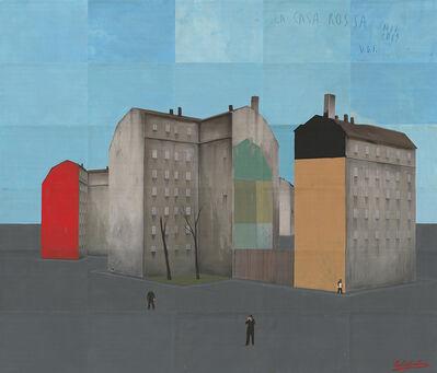 Paolo Ventura, 'La Casa Rossa', 2019