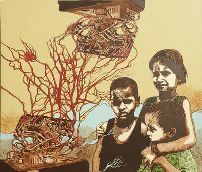 Sonia Mehra Chawla, 'Untitled '