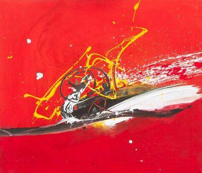 Francisco Hung, 'Materia flotante', 1973