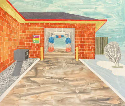 Carolyn Swiszcz, 'Car Wash', 2018
