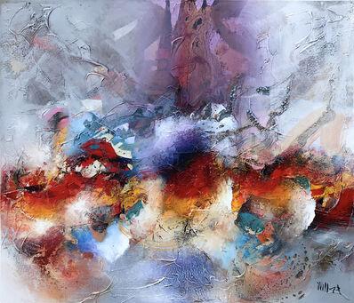 William Malucu, 'Spirit of passion II', ca. 2019