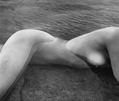 Patrick Demarchelier, 'Nude, St. Barthelemy', 1994