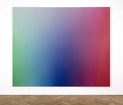 Oliver Marsden, 'Spectrum Fade (green, blue, violet, magenta, red) OMS 651, 2017', 2017