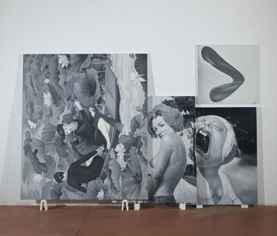 Gabriele Di Matteo, 'Composition China Made in Italy', 2009
