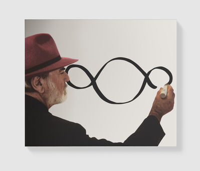 Michelangelo Pistoletto, 'The Drawing of the Third Paradise ', 2011
