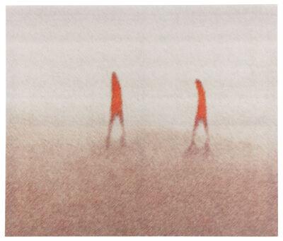 Michal Rovner, 'Merging 6.5', 1997