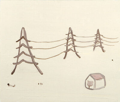 Masahiko Kuwahara, 'Power Transmission Line', 1999