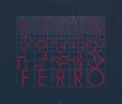 Paola Di Bello, 'Ferro (Iron)', ca. 1980