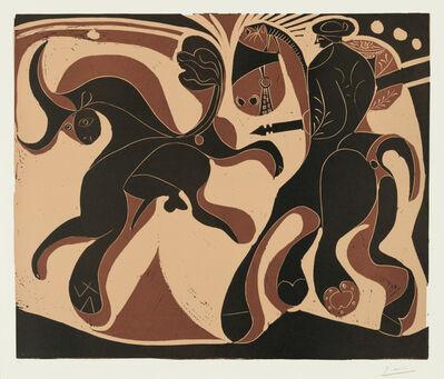 Pablo Picasso, 'Taureau et Picador', 1959