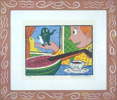 Rodney Alan Greenblat, 'Watermelon Man', (Date unknown)