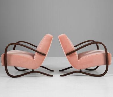 Jindrich Halabala, 'Lounge Chairs', ca. 1930