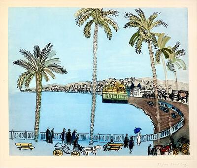 Raoul Dufy, 'Baie des Anges', ca. 1938