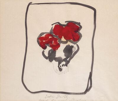 Marlene Dumas, 'Exotic Death, Beyond the Usual Alternatives', 1984