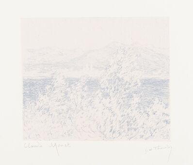 Claude Monet, 'Vue depuis le Cap d'Antibes', 1892