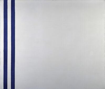 Barnett Newman, 'Shimmer Bright', 1968