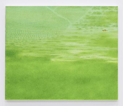 Yoshino Masui, 'New Rice Field', 2015