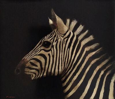 Miguel Macaya, 'Zebra', 2019