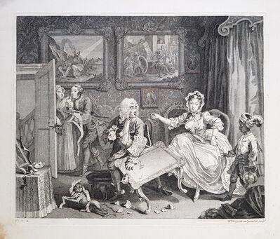 William Hogarth, 'A Harlot's Progress', 1732