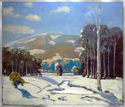 James Armstrong, 'Winter Meadow'