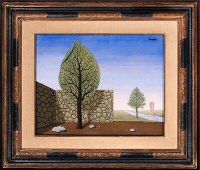 René Magritte, 'La Geante', 1936