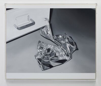 James White, 'The Foil', 2015