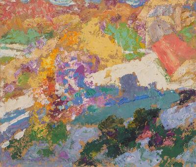 Victor L. Charreton, 'Hillside Blooms'